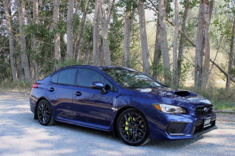 2018 Subaru WRX for sale at Northwest Premier Auto Sales in West Richland WA
