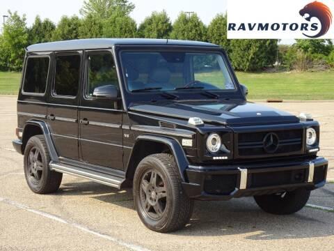 2003 Mercedes-Benz G-Class for sale at RAVMOTORS in Burnsville MN