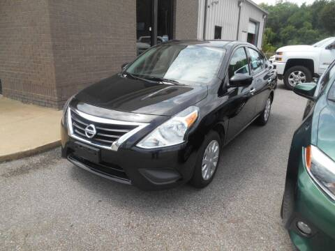 2019 Nissan Versa for sale at AUTO MART in Montgomery AL