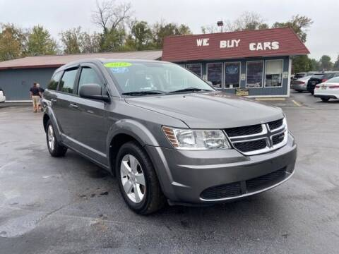 2013 Dodge Journey for sale at Newcombs Auto Sales in Auburn Hills MI