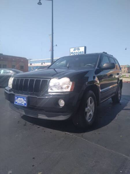 2007 Jeep Grand Cherokee for sale at BMB Motors in Rockford IL