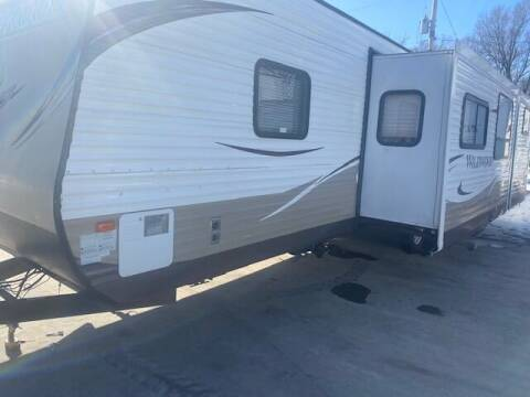 2014 Wildwood WDT31BKIS for sale at DK Auto in Centerville SD