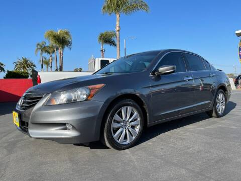 2011 Honda Accord for sale at CARSTER in Huntington Beach CA