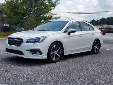 2019 Subaru Legacy for sale at Gentry & Ware Motor Co. in Opelika AL
