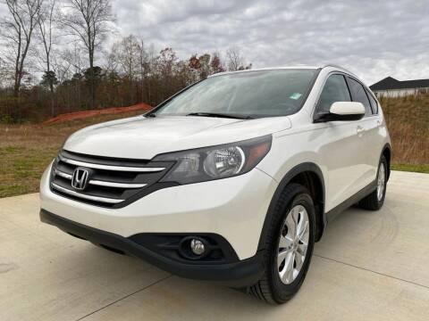 2014 Honda CR-V for sale at El Camino Auto Sales in Sugar Hill GA