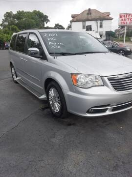 2011 Chrysler Town and Country for sale at Bates Auto & Truck Center in Zanesville OH