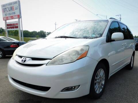 2007 Toyota Sienna for sale at AutoLink LLC in Dayton OH