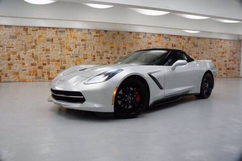 2015 Chevrolet Corvette for sale at Jerry's Buick GMC in Weatherford TX