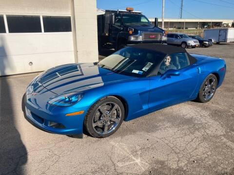 2009 Chevrolet Corvette for sale at Ogden Auto Sales LLC in Spencerport NY
