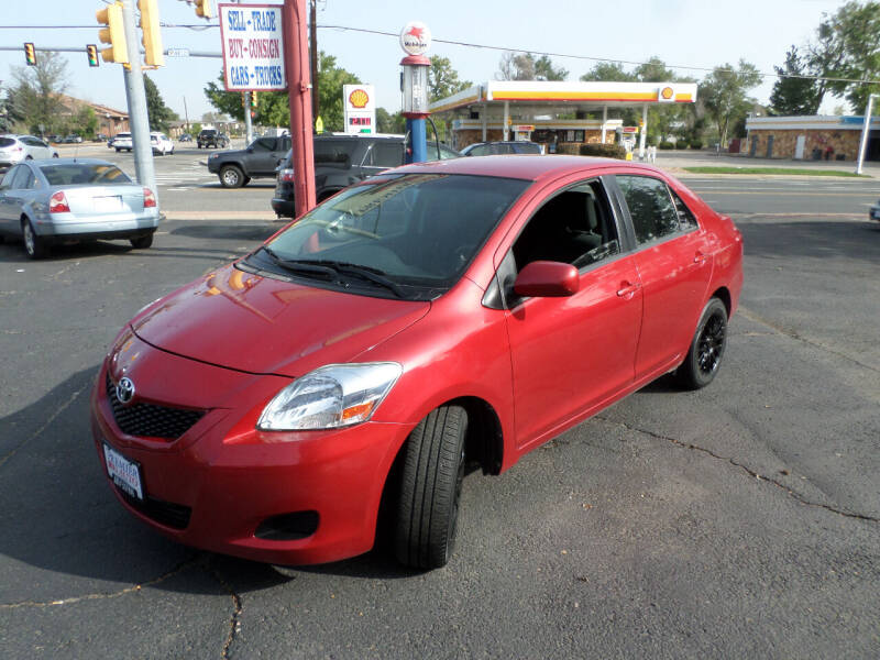 2012 Toyota Yaris for sale at Premier Auto in Wheat Ridge CO