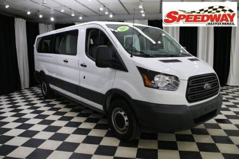2017 Ford Transit Passenger for sale at SPEEDWAY AUTO MALL INC in Machesney Park IL