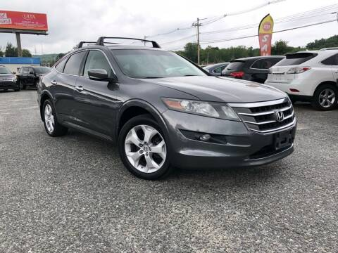 2010 Honda Accord Crosstour for sale at Mass Motors LLC in Worcester MA