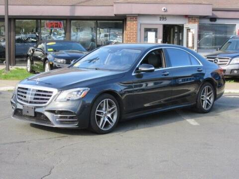 2018 Mercedes-Benz S-Class for sale at Lynnway Auto Sales Inc in Lynn MA