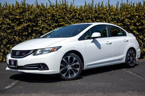 2013 Honda Civic for sale at Southern Auto Finance in Bellflower CA