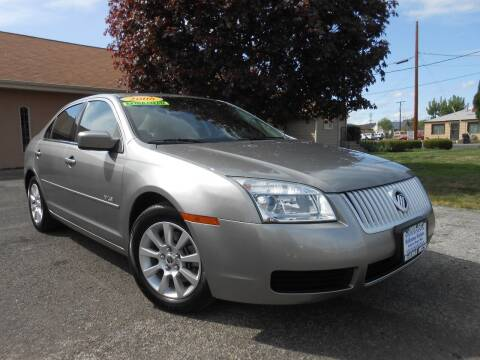 2008 Mercury Milan for sale at McKenna Motors in Union Gap WA