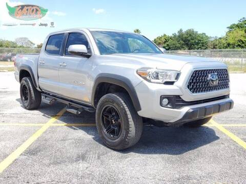 2019 Toyota Tacoma for sale at GATOR'S IMPORT SUPERSTORE in Melbourne FL