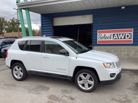 2011 Jeep Compass for sale at Select AWD in Provo UT