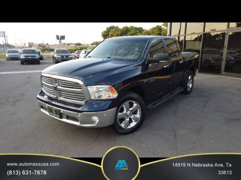 2015 RAM Ram Pickup 1500 for sale at Automaxx in Tampa FL