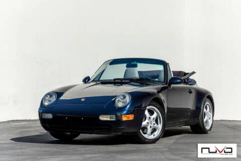 1995 Porsche 911 for sale at Nuvo Trade in Newport Beach CA