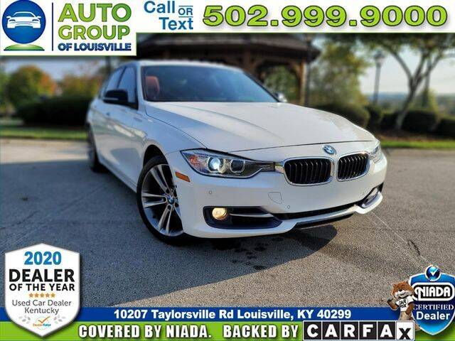 2013 BMW 3 Series for sale at Auto Group of Louisville in Louisville KY