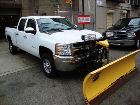 2011 Chevrolet Silverado 2500HD for sale at Discount Auto Sales in Passaic NJ