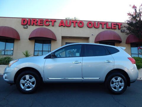 2011 Nissan Rogue for sale at Direct Auto Outlet LLC in Fair Oaks CA