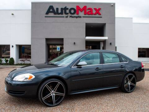 2012 Chevrolet Impala for sale at AutoMax of Memphis - Ralph Hawkins in Memphis TN