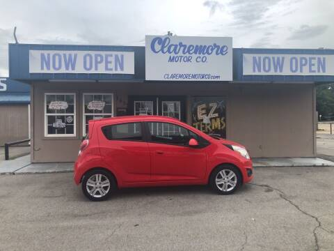 2013 Chevrolet Spark for sale at Claremore Motor Company in Claremore OK