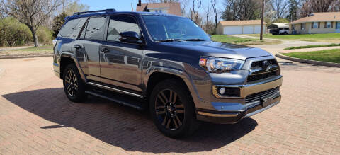 2019 Toyota 4Runner for sale at Auto Wholesalers in Saint Louis MO
