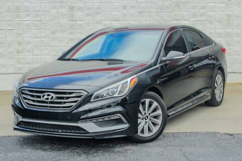 2016 Hyundai Sonata for sale at Cannon and Graves Auto Sales in Newberry SC