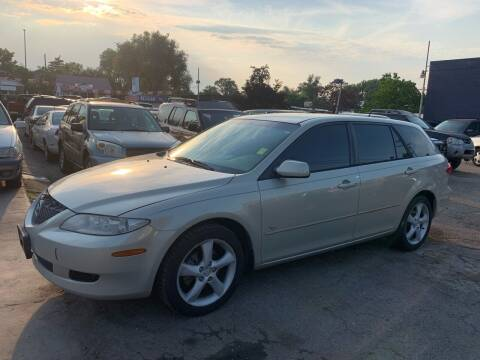 2004 Mazda MAZDA6 for sale at B Quality Auto Check in Englewood CO