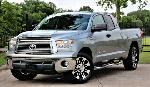 2013 Toyota Tundra for sale at Texas Auto Corporation in Houston TX