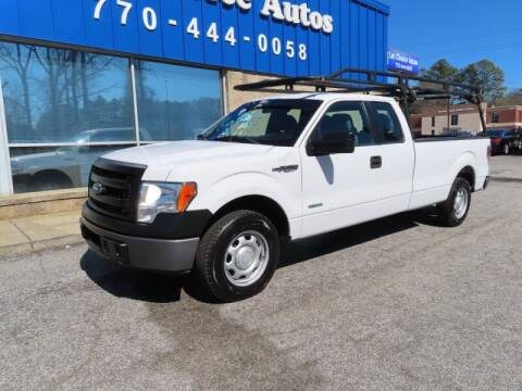 2014 Ford F-150 for sale at Southern Auto Solutions - 1st Choice Autos in Marietta GA