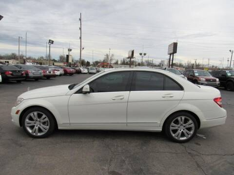 2008 Mercedes-Benz C-Class for sale at United Auto Sales in Oklahoma City OK