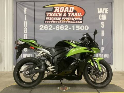 2009 Honda CBR600RR for sale at Road Track and Trail in Big Bend WI