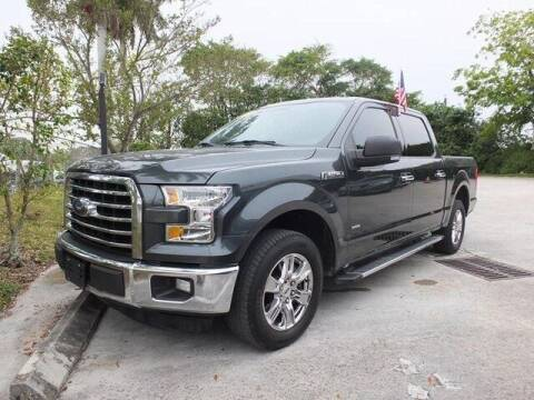 2015 Ford F-150 for sale at Automotive Credit Union Services in West Palm Beach FL