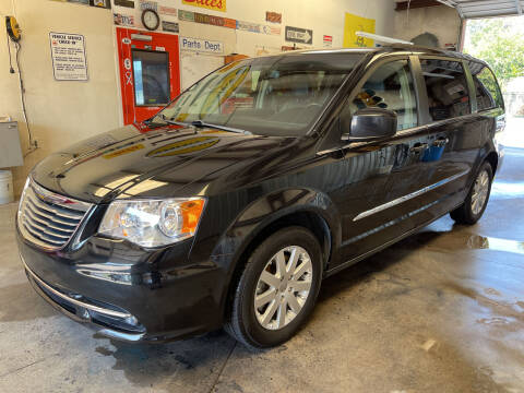 2014 Chrysler Town and Country for sale at Vanns Auto Sales in Goldsboro NC