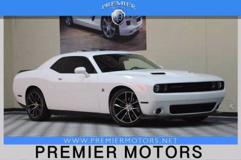 2018 Dodge Challenger for sale at Premier Motors in Hayward CA