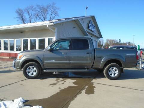 2006 Toyota Tundra for sale at Milaca Motors in Milaca MN