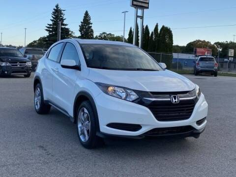 2018 Honda HR-V for sale at Betten Baker Preowned Center in Twin Lake MI