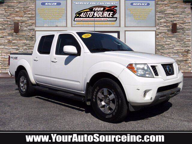 2010 Nissan Frontier for sale at Your Auto Source in York PA