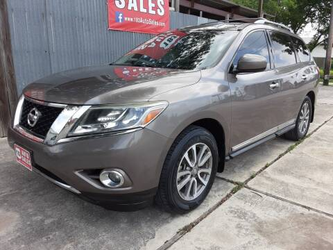 2014 Nissan Pathfinder for sale at 183 Auto Sales in Lockhart TX