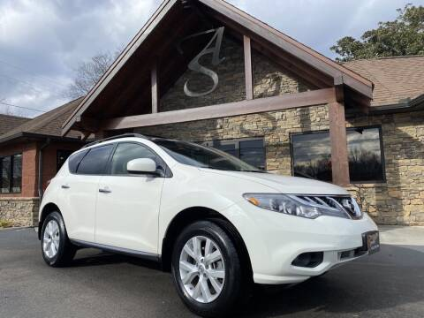 2013 Nissan Murano for sale at Auto Solutions in Maryville TN