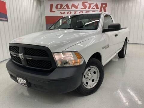 2017 RAM Ram Pickup 1500 for sale at Loan Star Motors in Humble TX