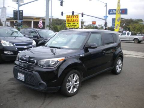 2014 Kia Soul for sale at AUTO SELLERS INC in San Diego CA