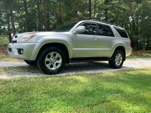 2007 Toyota 4Runner for sale at Madden Motors LLC in Iva SC