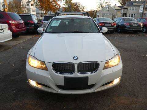 2011 BMW 3 Series for sale at Wheels and Deals in Springfield MA