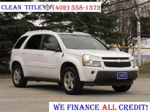 2005 Chevrolet Equinox for sale at NY AUTO SALES in Omaha NE