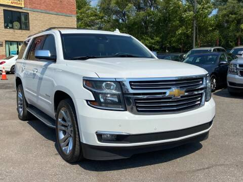 2015 Chevrolet Tahoe for sale at Car Source in Detroit MI