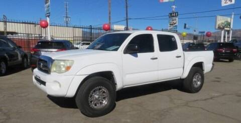2005 Toyota Tacoma for sale at Luxor Motors Inc in Pacoima CA